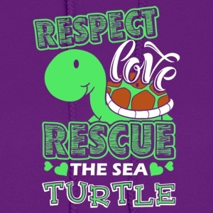 Sea Turtle Shirt - Women's Hoodie