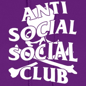 Anti Social Social Club - Women's Hoodie