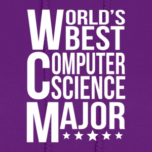 World's Best Computer Science Major - Women's Hoodie