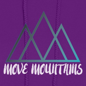 Move Mountains - Women's Hoodie