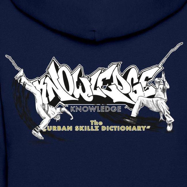 KNOWLEDGE - the urban skillz dictionary - promo sh