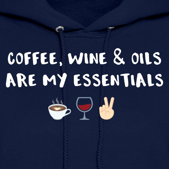 My Essentials - Coffee. Wine. Oils.