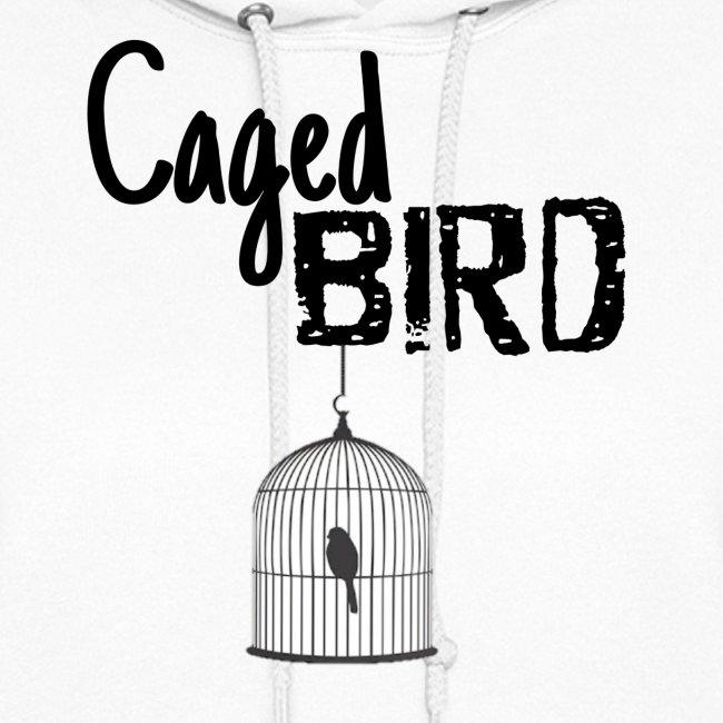 """Caged Bird"" Abstract Design"