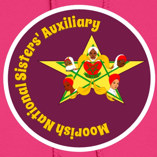 Sisters' Auxiliary Button