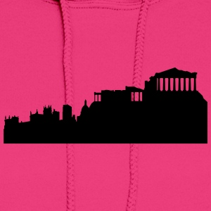 Athens silhouette - Women's Hoodie