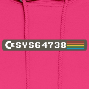 SYS64738 - Women's Hoodie