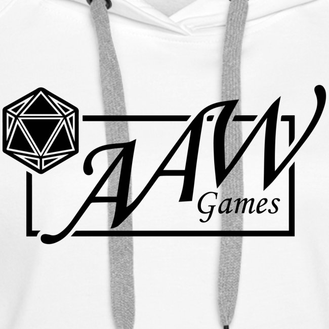 AAW Games (black logo)