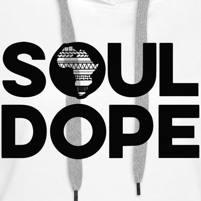 souldope Black Logo