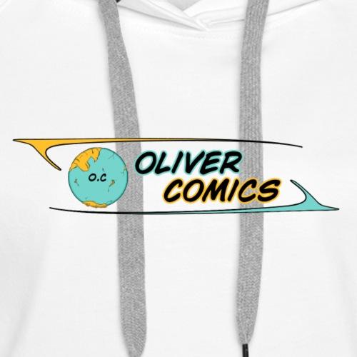 OLIVER COMICS v2 - Women's Premium Hoodie