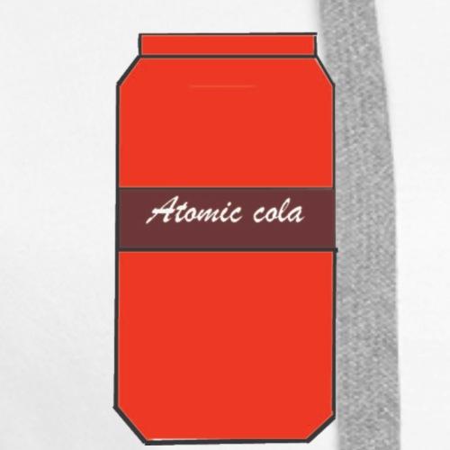 Atomic cola - Women's Premium Hoodie