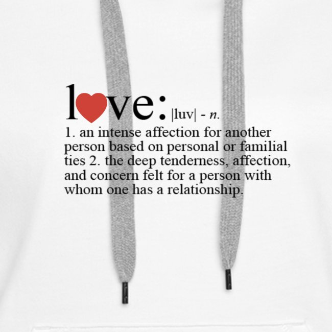 Love The Definition