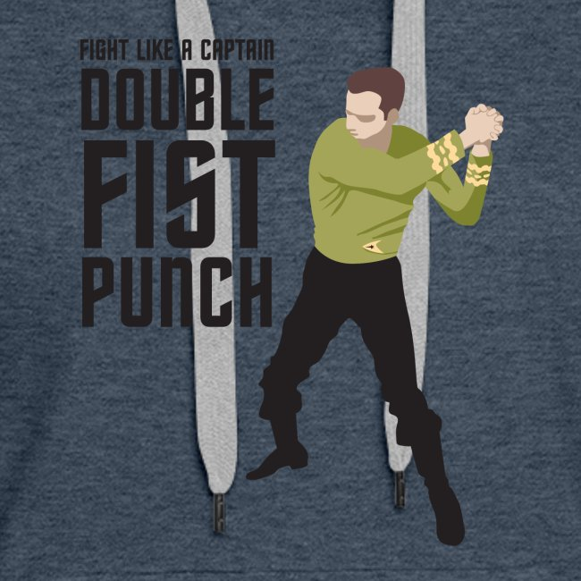 Captain Kirk Double Fist Punch