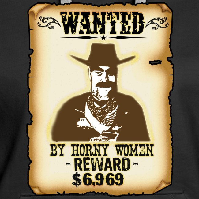 Cowboy Ox-Mad Wanted Poster!