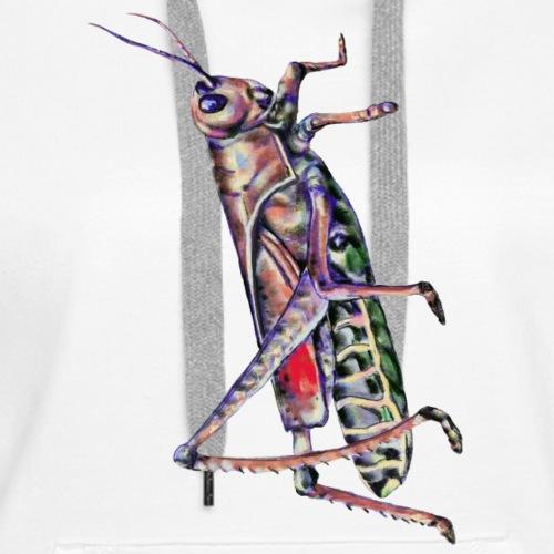 Grasshopper - Women's Premium Hoodie