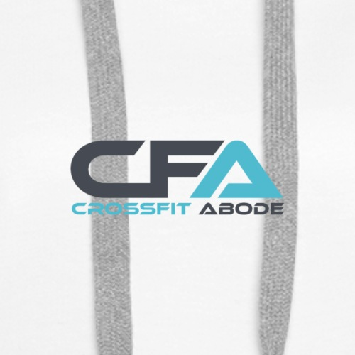 CrossFit Abode - Women's Premium Hoodie