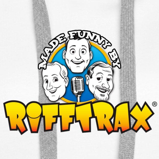 "RiffTrax ""Made Funny By"" Shirt"