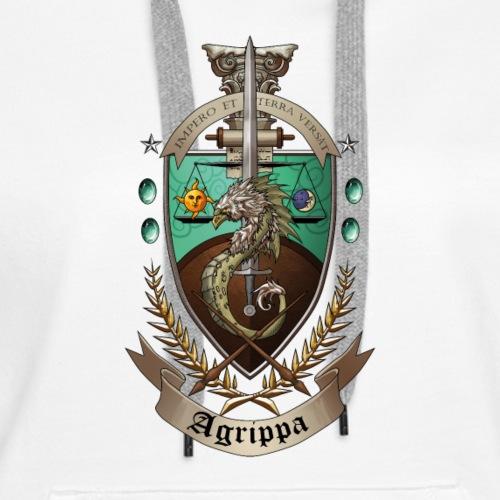 Agrippa Court Crest - Women's Premium Hoodie