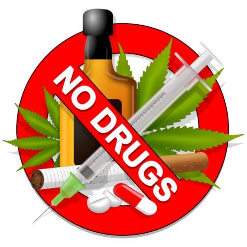 drug clipart drug addiction - Women's Premium Hoodie