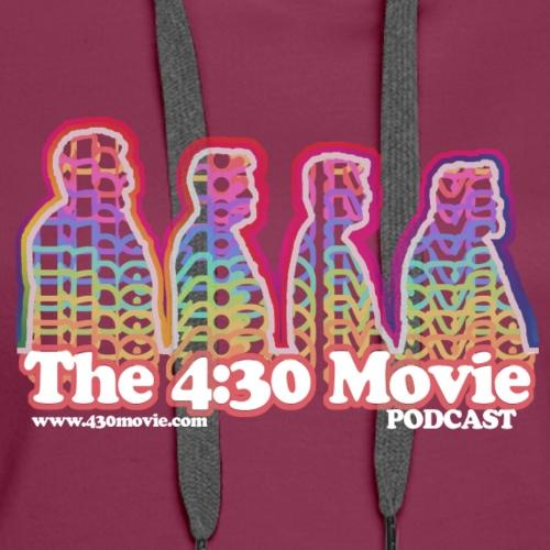 430MovieLogo SideViewTSHIRT - Women's Premium Hoodie