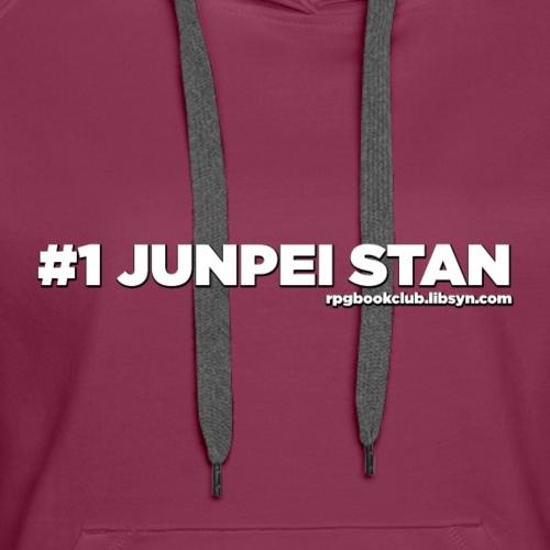 Junpei 4 Life - Women's Premium Hoodie