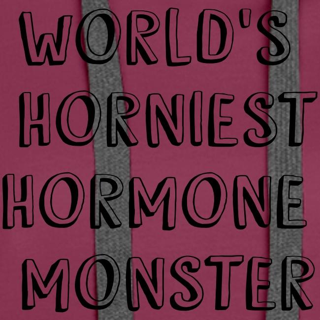Hormone monster's cup