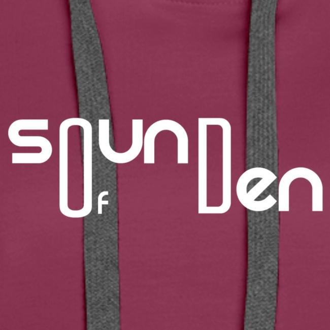 Soundofden The white classical Logo