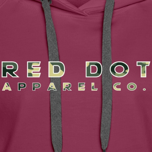 RED DOT APPAREL - Pure Wilderness - Women's Premium Hoodie