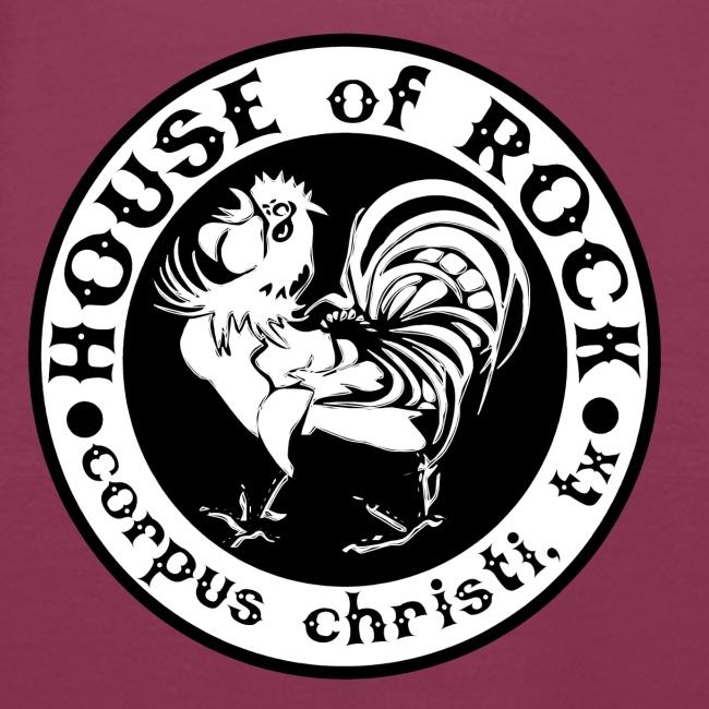 House of Rock round logo