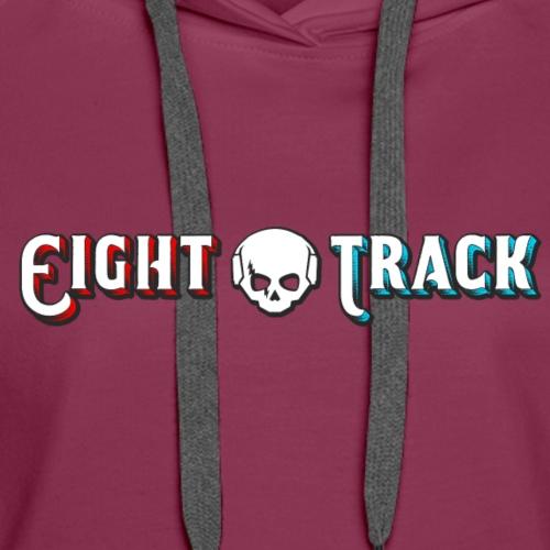 SnapBack EightTrack - Women's Premium Hoodie