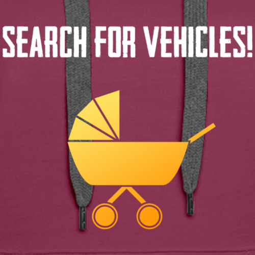 PUBG Search for vehicles series