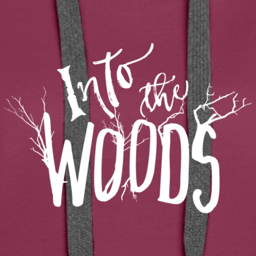 WHTInto The Woods 3x - Women's Premium Hoodie