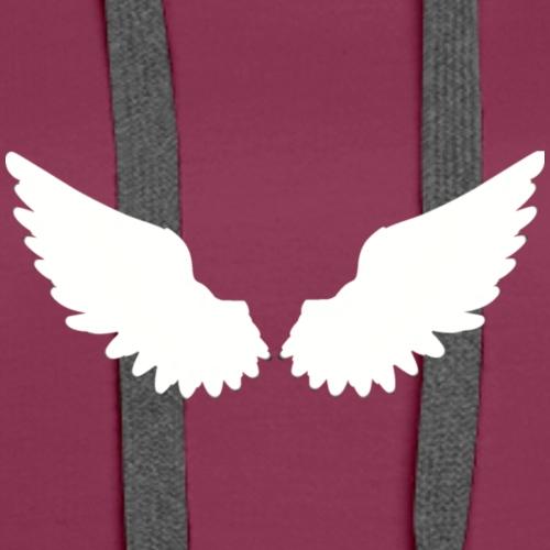 Wings of platium - Women's Premium Hoodie