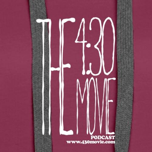 430movieLogoPF - Women's Premium Hoodie