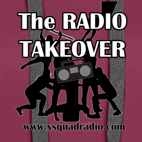 Radio Takeover - Women's Premium Hoodie