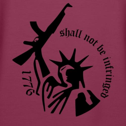 Lady Liberty AK - Women's Premium Hoodie
