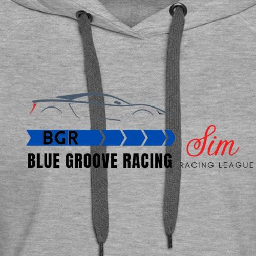 Blue Groove Racing SRL Black - Women's Premium Hoodie