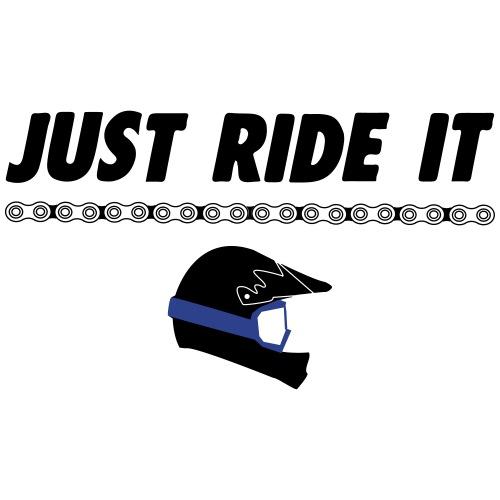 Just Ride it - Dirt - Women's Premium Hoodie