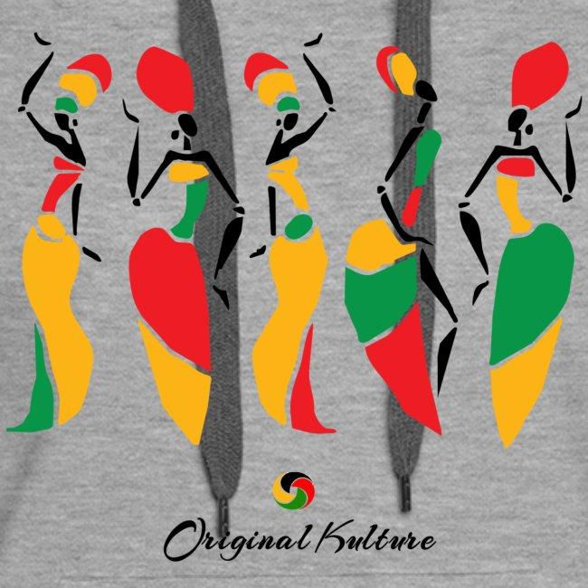 Original Kulture African Sisters Print