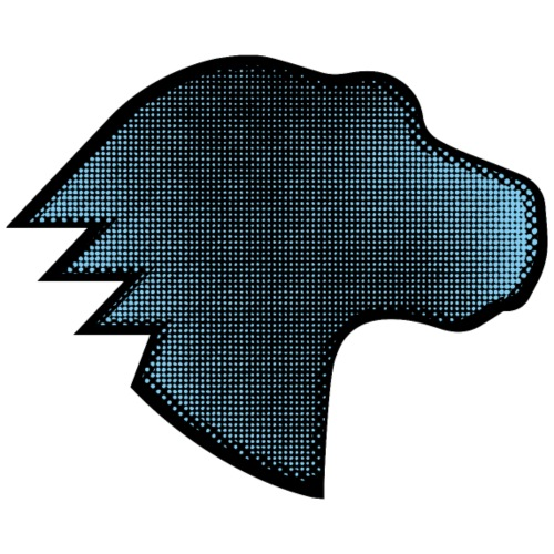Dino Gradient - Women's Premium Hoodie