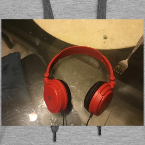 The amazing headphone - Women's Premium Hoodie