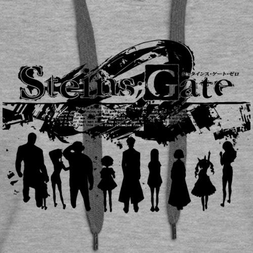 Steins Gate 0 - Women's Premium Hoodie