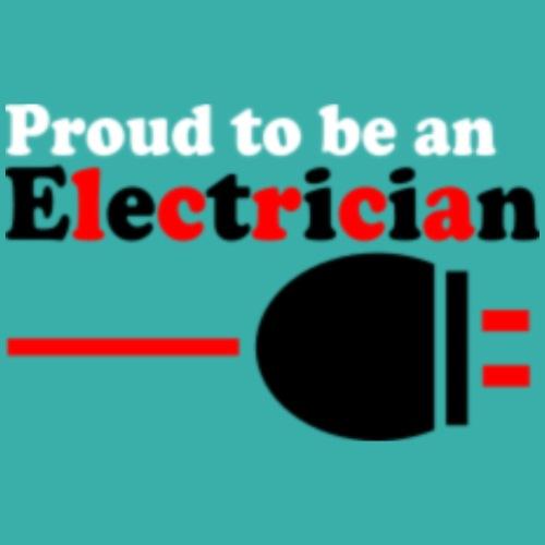 Proud to be an Electrician - Women's Premium Hoodie