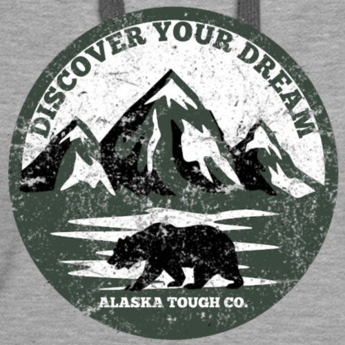 Discover your Dream Bear - Women's Premium Hoodie