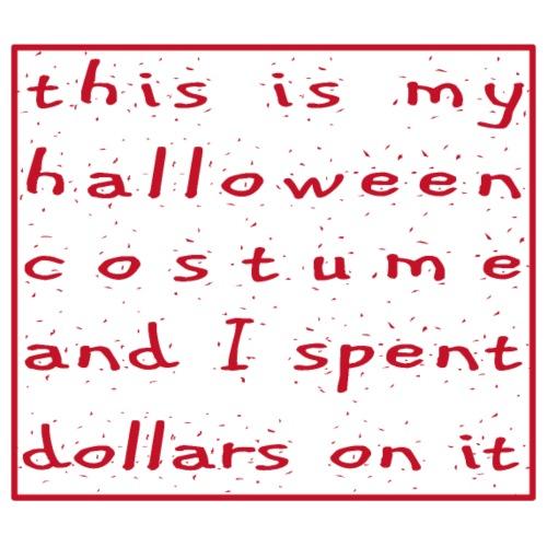 Halloween Costume - Women's Premium Hoodie