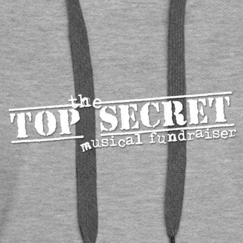 Top Secret Musical - Women's Premium Hoodie