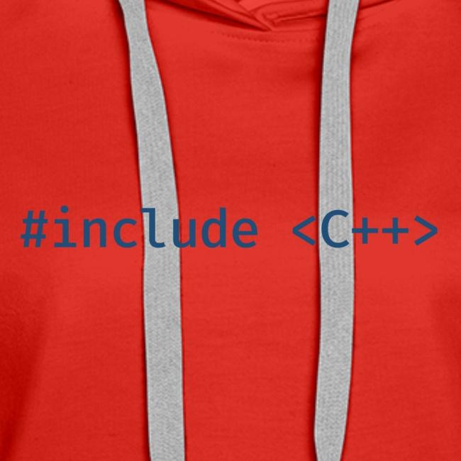Blue Include Logo