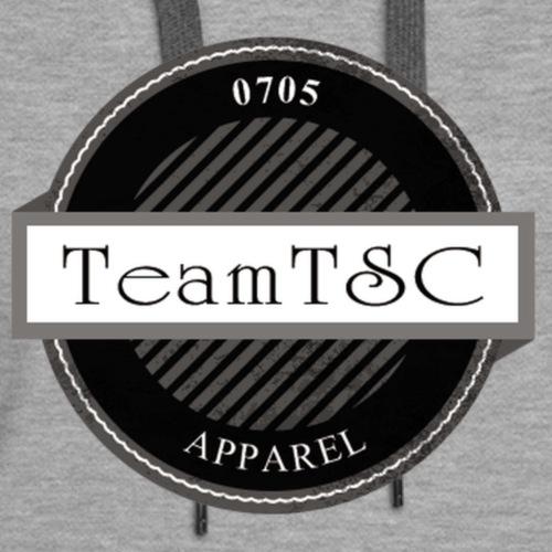 TeamTSC Badge - Women's Premium Hoodie