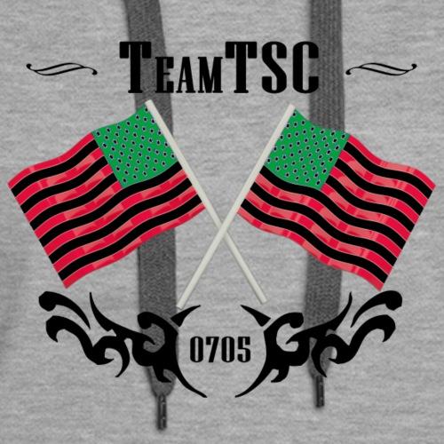 TSC 06 Flags - Women's Premium Hoodie