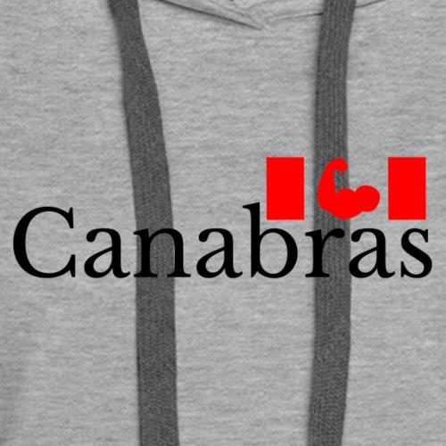 Collection Gouv. Du Canabras - Women's Premium Hoodie