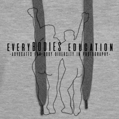 everyBODIES education - Women's Premium Hoodie